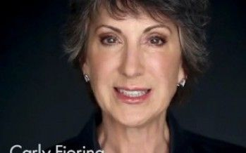 Fiorina for president? How did 2010 Senate bid work out?