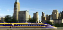 Cap-and-trade funds targeted for high-speed rail project