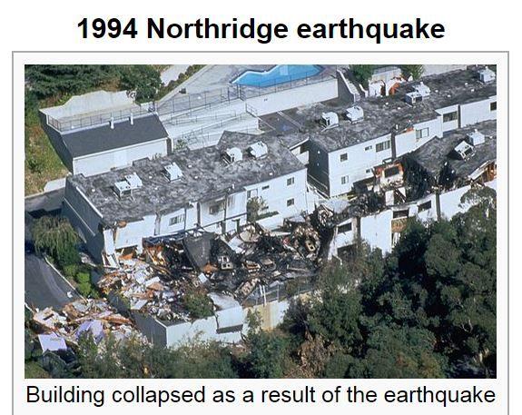 northridge earthquake 1