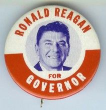 ronald reagan governor