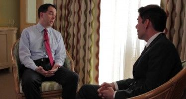 Brian Calle interviews Scott Walker