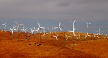 Unions, environmentalists clash over wind farm