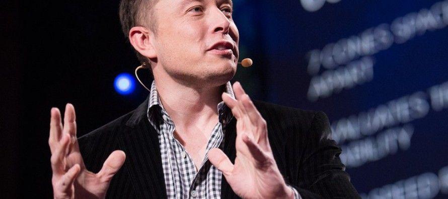 CA kickstarts Musk's new battery empire