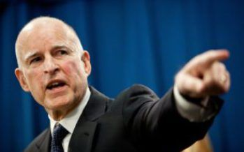 Gov. Brown's legacy push on climate change in trouble