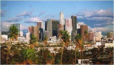 LA.skyline