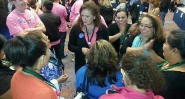 CA Democratic Convention: Lorena Gonzalez leads party into workers' comp fight