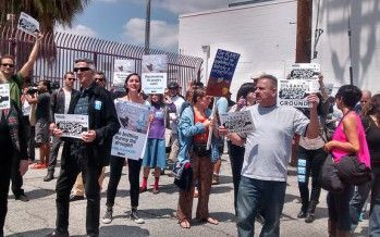 Protests erupt at Nestlé bottling plants in Sacramento and L.A.