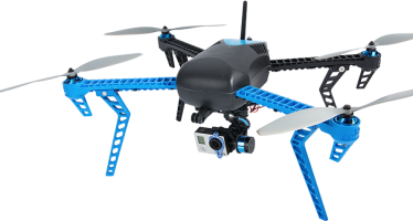 CA drone industry rises high
