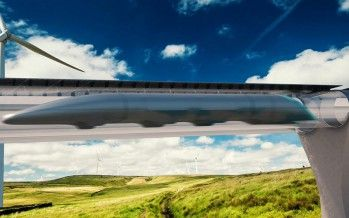 Hyperloop soon to break ground