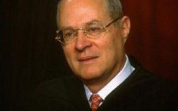 When Anthony Kennedy was a 'bashful' CA lobbyist