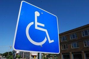 ADA handicap