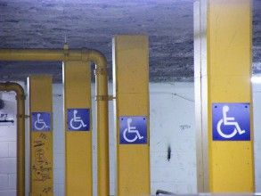 disabled handicap