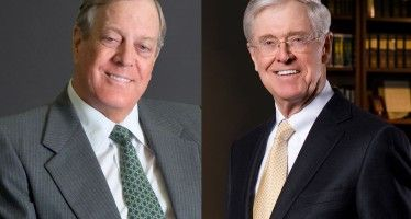 Kochs' CA donor conclave reflects uneasy race