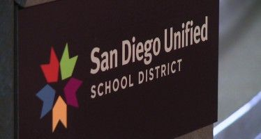 San Diego school board backs embattled president