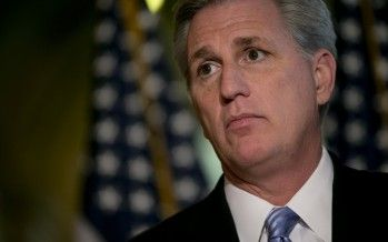 McCarthy poised for House Speakership