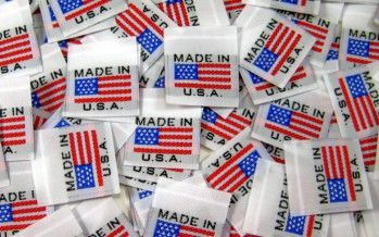 "Brown signs ironic ""Made in America"" bill"
