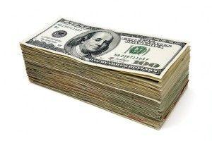 Money Stackof Bills