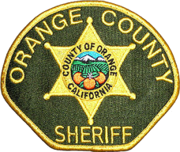 Orange County Sheriff patch