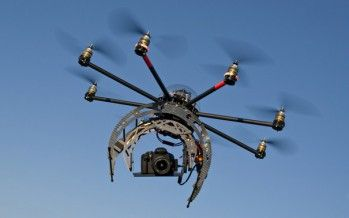 Drone bill shakes up CA startups