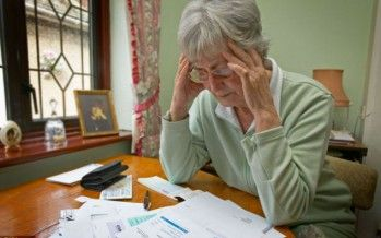 Study: 28% of CA elderly impoverished