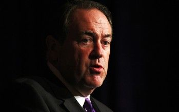 CA GOP Convention: Huckabee defends tax record, renews feud with Club for Growth
