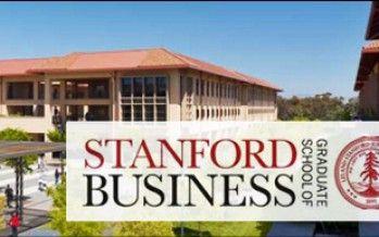 3 CA MBA entrepreneur programs among world's best