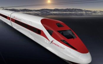 China joins growing interest in CA high speed rail