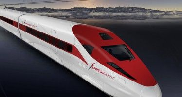 Chinese firm plans L.A.-to-Vegas train