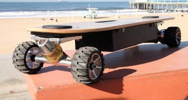 Electric skateboard startups set to flourish in CA