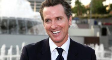 Gavin Newsom transforms Lt. Governor's post