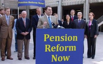 Pensions initiative pulled