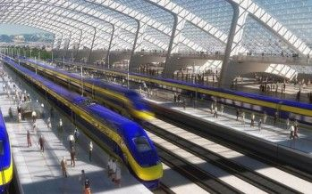 Bullet train shifts focus from SoCal to Bay Area