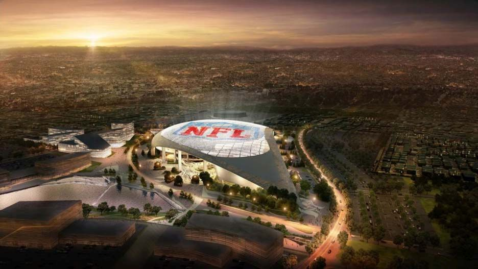Inglewood stadium NFL