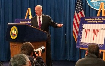 Gov. Brown's stance on Prop. 30 tax extension still in limbo