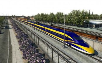 Gavin Newsom will face daunting questions on bullet train
