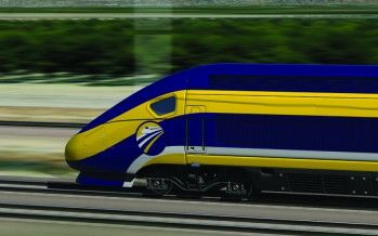 SoCal support for bullet train wavers