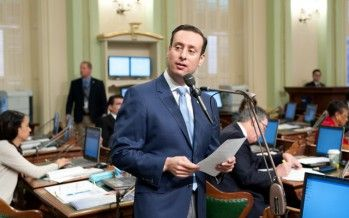 Legislature mostly mum on lawmaker accused of domestic violence