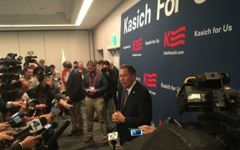 John Kasich's presidential primary challenges