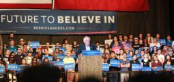 Bernie Sanders goes for broke leading up to CA primary