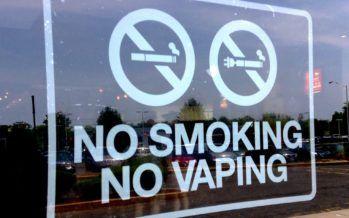 Gov. Brown OKs higher smoking age