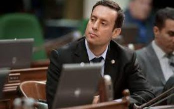 Assemblyman goes reclusive after domestic violence allegations
