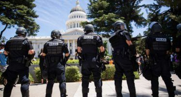 Sacramento stabbings heighten populist and nationalist tensions