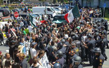 Trump's Mexico-baiting roils CA, GOP