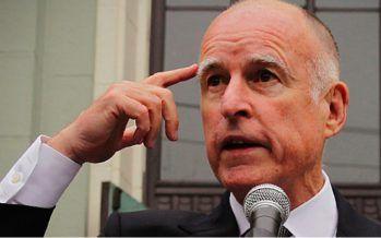 Gov. Brown signs suite of gun-control bills