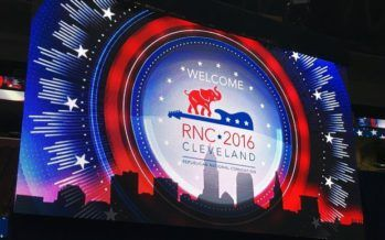 Trump's Republican National Convention chases CA dream