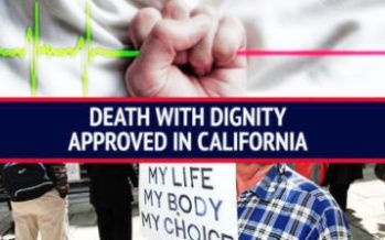 'Death with dignity' law faces continued challenge