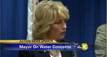 Fresno water contamination has residents on edge