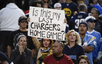 Fate of San Diego Chargers and Oakland Raiders still up in the air
