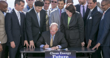 Gov. Brown signs controversial new climate bills