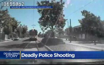 Police under fire in Sacramento, Los Angeles